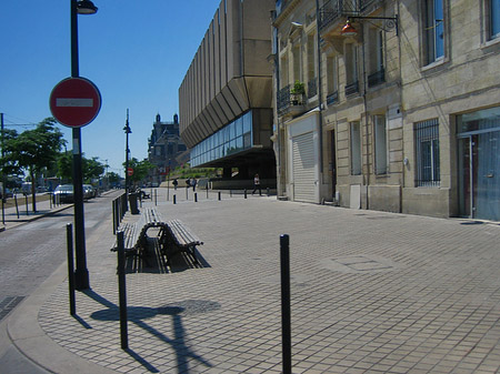 Straßen in Bordeaux - Aquitaine (Bordeaux)